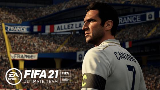 FIFA 21 - Les notes des nouvelles icones