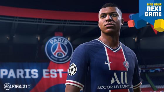 FIFA 21 - Pas de démo