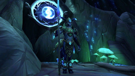 WoW Shadowlands Réputation : L'Hallali