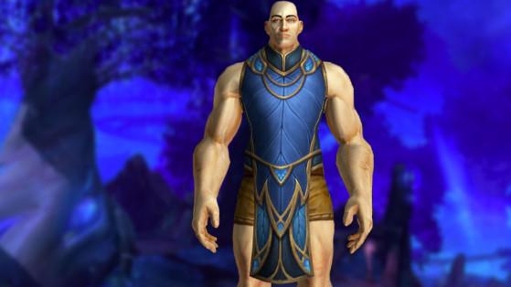 Le Tabard de l'Hallali - World of Warcraft