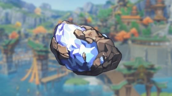 Genshin Impact : jade noctiluque (Noctilucous Jade), emplacement, où la trouver