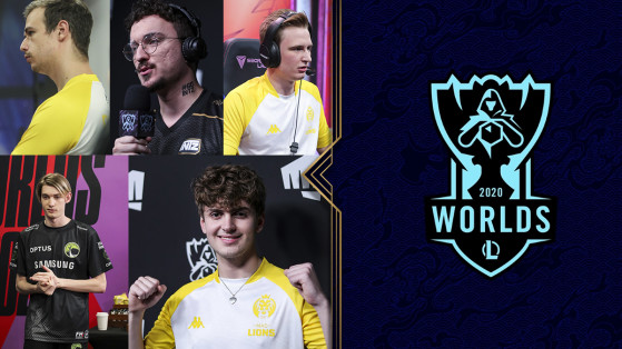Worlds LoL 2020 : Le Play-In avec Humanoid, Carzzy, Orome et Raes et micaO