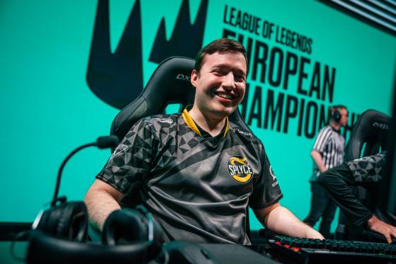 Pour Vizicsacsi, les Worlds 2019 ont signé l'heure de la retraite. - League of Legends
