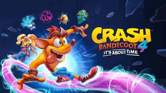 Test de Crash Bandicoot 4 : It's About Time sur PS4, Xbox One