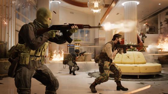 VIP Escort : nouveau mode sur la beta de Call of Duty Cold War