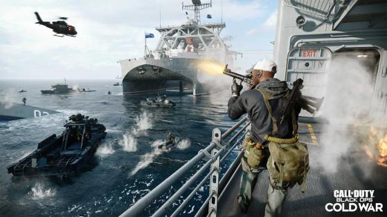 Black Ops Cold War : Le téléchargement de la bêta est disponible