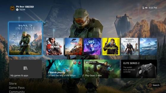 Test Xbox Series X : Interface, manette, Quick Resume... Notre avis sur l'expérience utilisateur