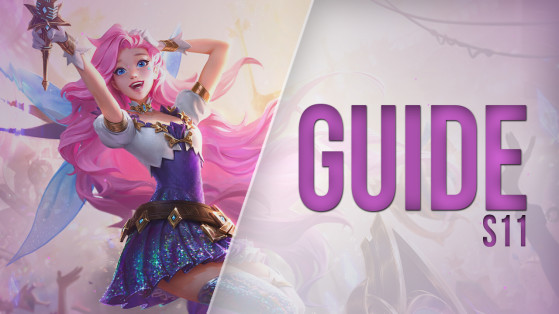 Séraphine Support S11 : build, runes et stuff - Guide LoL