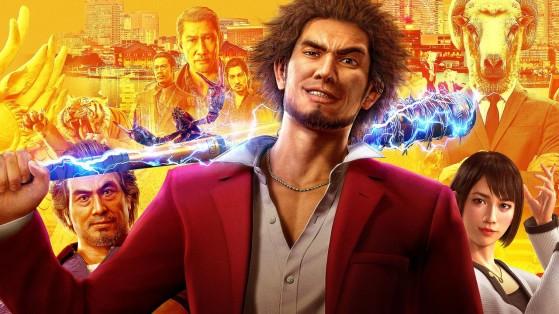 Yakuza Like a Dragon : retrouvez notre test à l'occasion de la sortie PS5