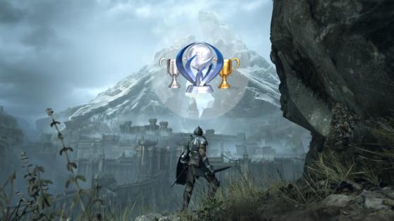 Liste des trophées, guide Demon's Souls PS5