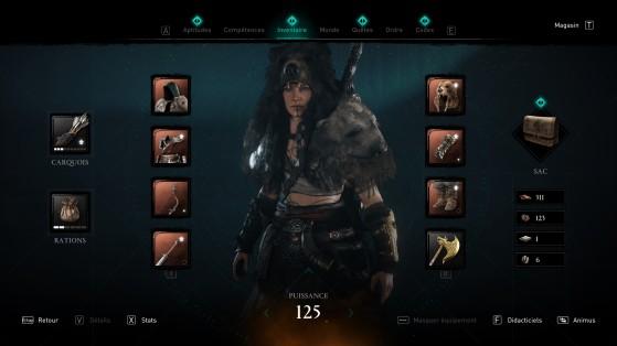 Guide AC Valhalla, armure : Set Berserker, comment l'obtenir
