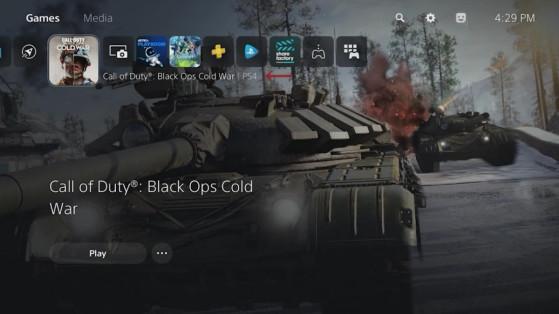Guide du lancement PS5 de Black Ops Cold War PS4 : comment faire ?