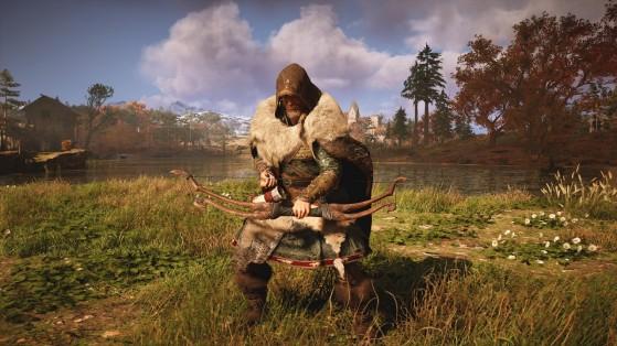 Armure, guide AC Valhalla : Set du chasseur, comment le compléter