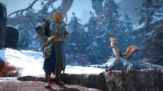 Ratatosk, soluce AC Valhalla : Joute verbale à Jotunheim