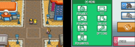 Pokémon version Or Heartgold - Pokémon Épée et Bouclier