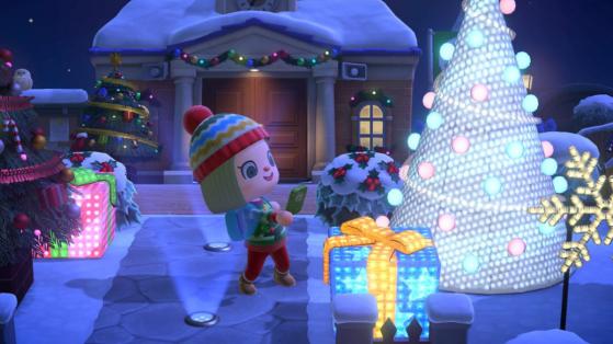 Boule de sapin sur Animal Crossing New Horizons : liste des meubles de Noël