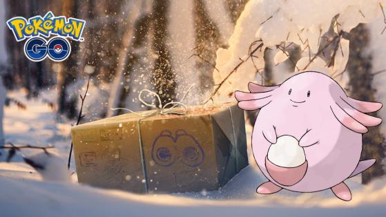 Pokémon GO : Récompense de la phase d'étude de Terrain de Janvier 2021