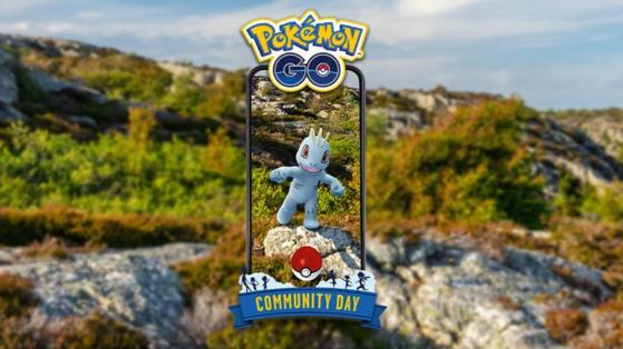 Machoc à l'honneur du Pokémon GO Community Day de ce samedi