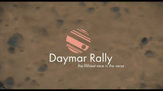 Star Citizen: Daymar Rally 2951: Suivi en temps réel