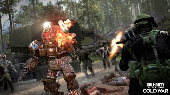 Week-end gratuit pour Black Ops Cold War dans le zombie et le multi