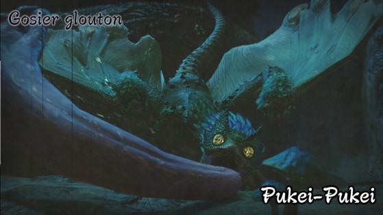Pukei-Pukei Monster Hunter Rise : Comment le battre, guide et astuces