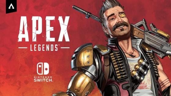 Test Apex Legends sur Switch