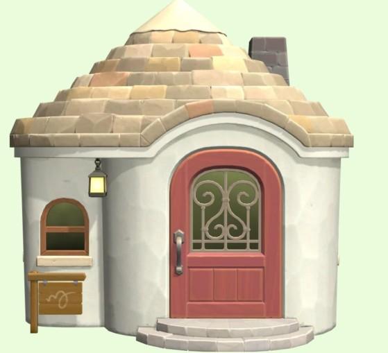 La maison de Rosie - Animal Crossing New Horizons