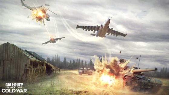 Black Ops Cold War, saison 3 : un nouveau scorestreak va arriver