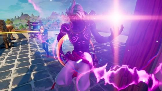 Fortnite : battre Raz le maître des glyphes et obtenir la relique de la Flèche, quête saison 6