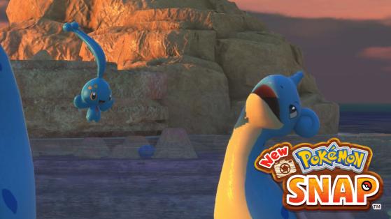 Manaphy New Pokémon Snap : Où le trouver pour le photographier ?