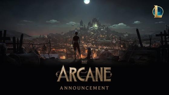 LoL : La série Arcane débarque cet automne sur Netflix