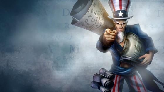 En même temps, Riot Games est à la base une compagnie américaine... - League of Legends