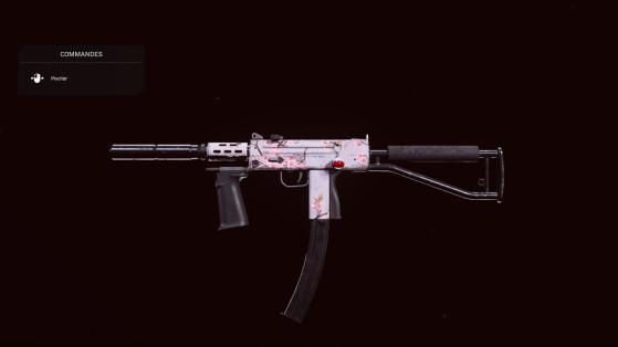 Quelle est la meilleure classe pour la MAC-10 sur Warzone ?