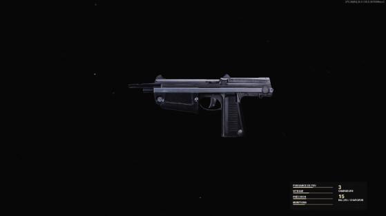 Comment débloquer l'AMP63 sur Black Ops Cold War et Warzone ?
