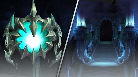 WoW Shadowlands : Œil du Geôlier, Boss Sanctum de la domination