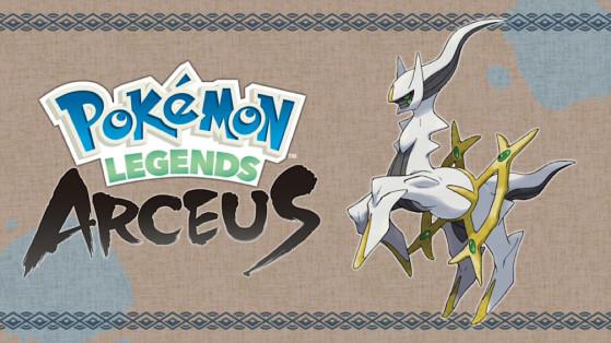 Précommandes Légendes Pokémon Arceus : où et comment acheter le jeu ?