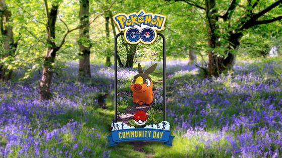 Gruikui en vedette du Pokémon GO Community Day de juillet 2021