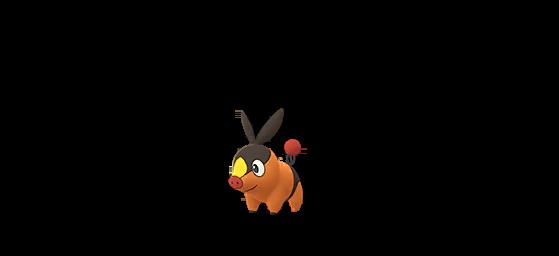 Gruikui normal - Pokemon GO