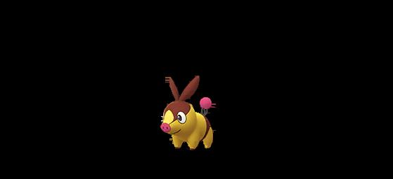 Gruikui shiny - Pokemon GO