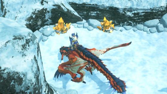 Guide de Farming de Talismans Monster Hunter Stories 2