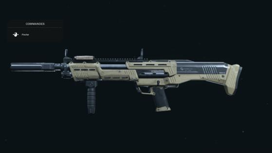 Quelle est la meilleure classe pour le fusil à pompe R9-0 sur Warzone ?