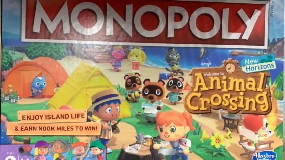 Monopoly Animal Crossing New Horizons : où l'acheter ?