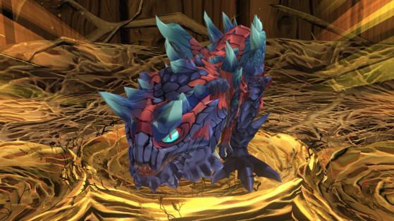 Monster Hunter Stories 2 : Oeuf de Wyverne de terre