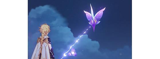 Papillon de foudre - Genshin Impact