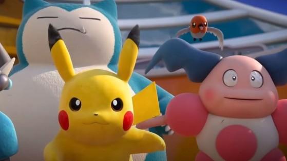 Tier list Pokemon Unite, meilleurs personnages