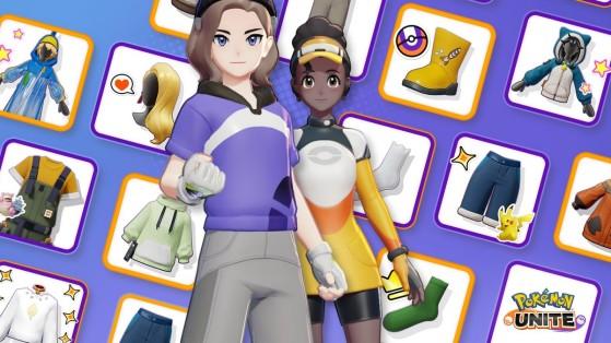 Les différentes monnaies et boutiques de Pokémon Unite