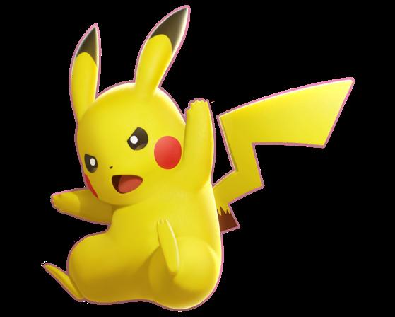 Pikachu - Pokemon Unite