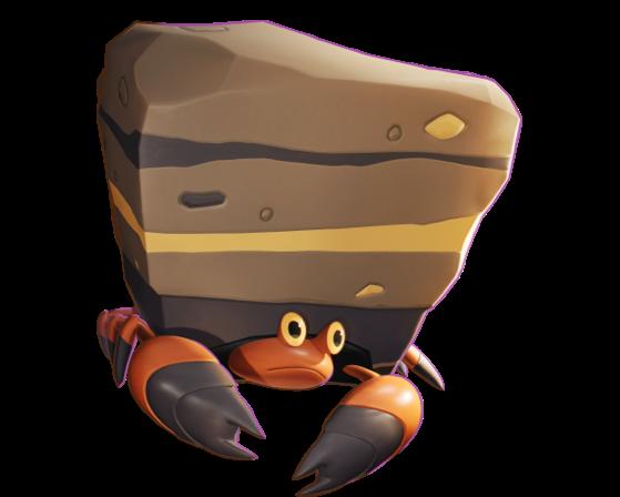 Crabaraque - Pokemon Unite