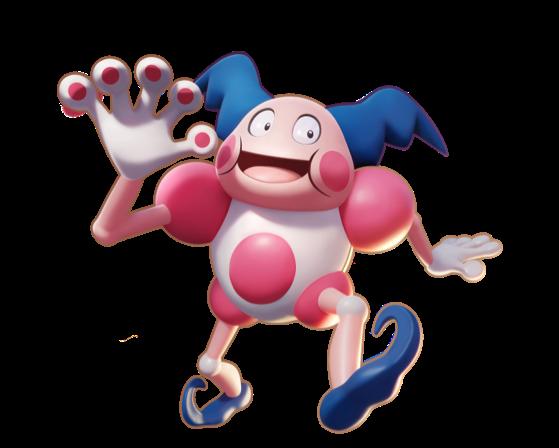 M.Mime - Pokemon Unite