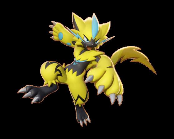 Zeraora - Pokemon Unite